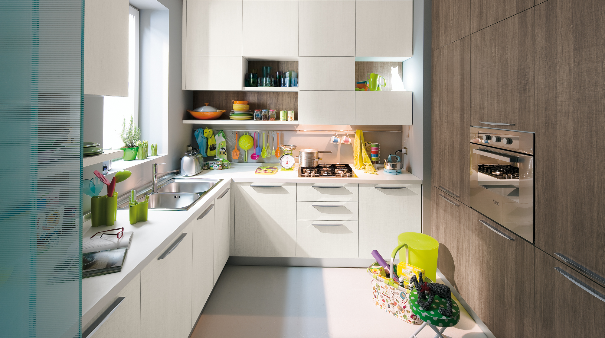 Veneta Cucine Start Time Mellera Arredamenti #ADA91E 2000 1120 Cucine Veneta