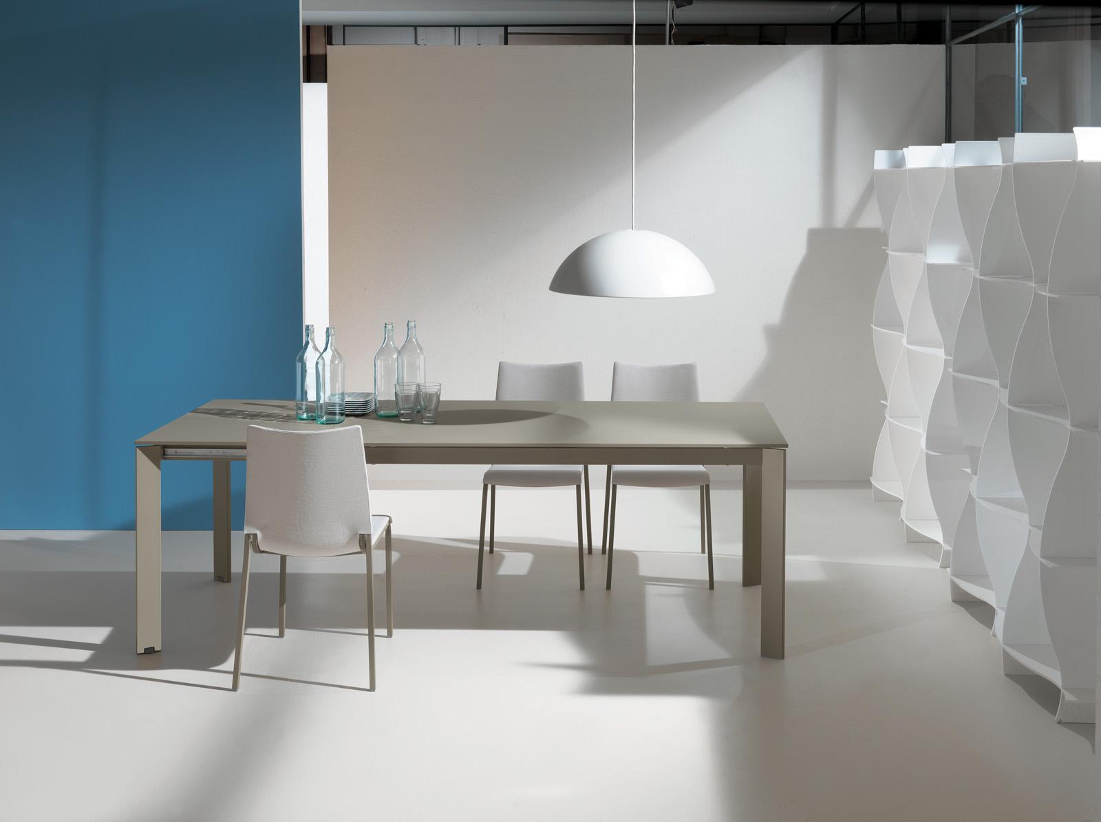 Bontempi tavolo niko sedia eva libreria wave for Mobili eva arredamenti