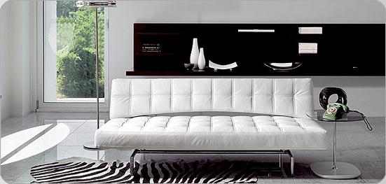 Bonaldo divano letto pierrot king mellera arredamenti for Arredamenti bonaldo