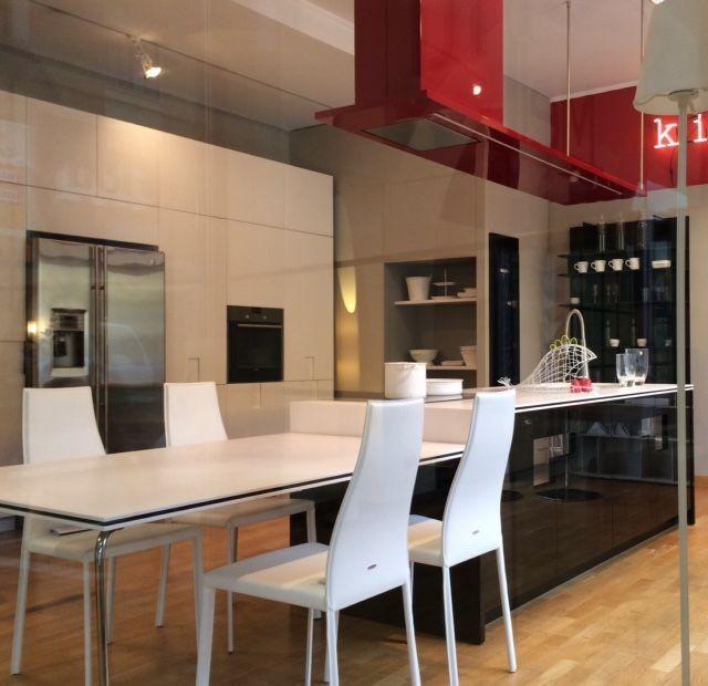 Offerta cucina Ernestomeda modello Carrè - Mellera Outlet ...